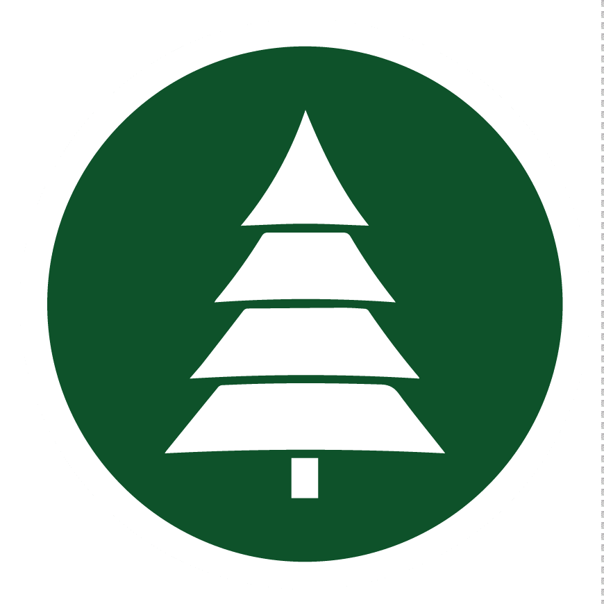 karácsonyfa ikon gyv