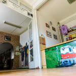 A felújított Gyermekvasút Múzeum és ajándékbolt